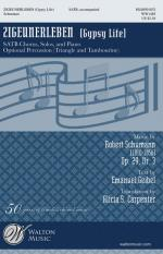 Zigeunerleben (Gypsy Life) Sheet Music Sheet Music