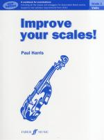 Improve Your Scales! Violin Grade 1 (New Edition) Sheet Music