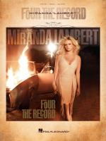Miranda Lambert: Four The Record Sheet Music
