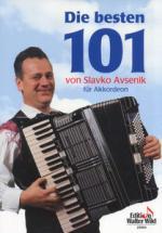 Edition Walter Wild Die Besten 101 (acc) Sheet Music