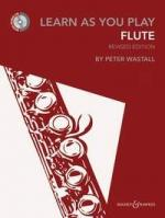 Peter Wastall: Learn As You Play Flute - Revised Edition Sheet Music