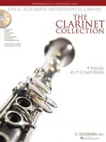 The Clarinet Collection - Intermediate to Advanced Level Sheet Music