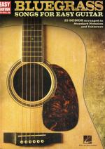 Hal Leonard Bluegrass Songs F. Easy Guitar Sheet Music