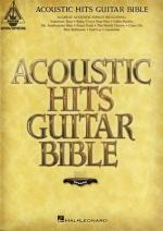 Hal Leonard Acoustic Hits Guitar Bible Sheet Music