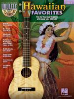 Ukulele Play-Along Volume 3: Hawaiian Favorites Sheet Music