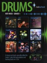 Music Sales Drums Rockschool Grade 1 Sheet Music