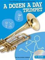 A Dozen A Day - Trumpet Sheet Music