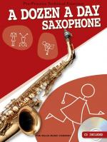 A Dozen A Day - Saxophone Sheet Music