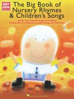 The Big Book Of Nursery Rhymes & Children's Songs Sheet Music