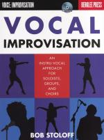 Bob Stoloff: Vocal Improvisation Sheet Music