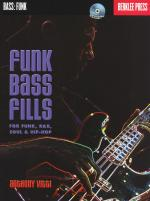 Anthony Vitti: Funk Bass Fills Sheet Music