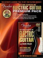 Fender Presents: Getting Started On Electric Guitar – Premium Pack Sheet Music