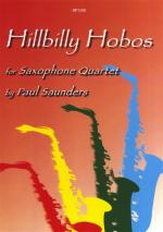 Paul Saunders: Hillbilly Hobos Sheet Music