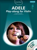 Guest Spot: Adele - Violin Sheet Music
