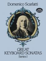 Domenico Scarlatti: Great Keyboard Sonatas - Series I Sheet Music