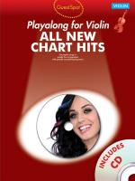 Guest Spot: All New Chart Hits (Violin) Sheet Music