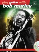 Play Guitar With... Bob Marley (New Edition) Sheet Music