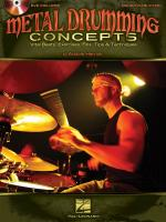 Andols Herrick: Metal Drumming Concepts Sheet Music