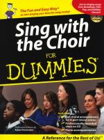 Sing With The Choir For Dummies Sheet Music