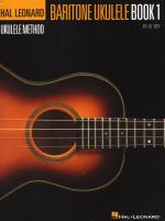 Hal Leonard Baritone Ukulele Method – Book 1 (Book Only) Sheet Music