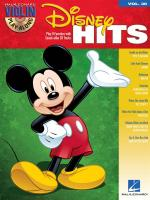 Violin Play-Along Volume 30: Disney Hits Sheet Music