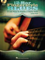 Hal Leonard Dave Rubin 12-bar Fingerstyle Sheet Music