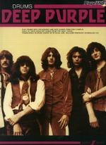 Alfred Publishing Deep Purple Drum Play-along Sheet Music