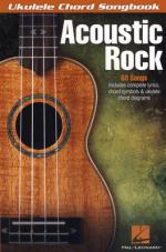 Hal Leonard Ukulele Chord Songbook: Rock Sheet Music