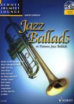 Schott Jazz Ballads Trumpet Sheet Music