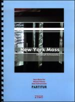 Christoph Schoepsdau: New York Mass (Full Score) Sheet Music