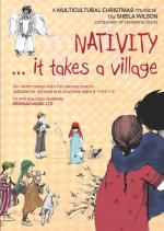 Sheila Wilson: Nativity... It Takes A Village (Music Book) Sheet Music