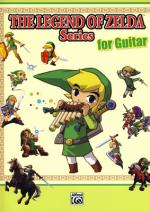 Alfred Music Publishing Legend Of Zelda Guitar Sheet Music