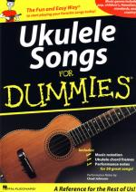 Hal Leonard Ukulele Songs For Dummies Sheet Music