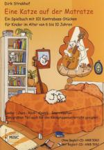Acoustic Music Eine Katze Auf Der Matratze Sheet Music