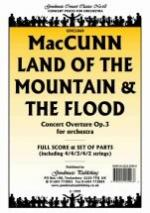 Hamish MacCunn: Land Of The Mountain And The Flood (Bass) Sheet Music