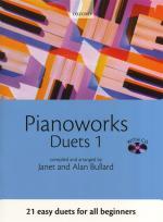 Janet Bullard/Alan Bullard: Pianoworks Duets 1 Sheet Music