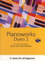Janet Bullard/Alan Bullard: Pianoworks Duets 2 Sheet Music