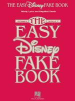 The Easy Disney Fake Book Sheet Music