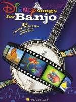 Disney Songs For Banjo Sheet Music
