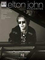 Elton John: Favourites Sheet Music