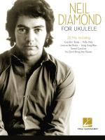 Neil Diamond For Ukulele Sheet Music