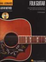 Hal Leonard Folk Guitar Method Sheet Music