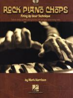 Mark Harrison: Rock Piano Chops Sheet Music
