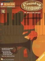 Jazz Play-Along Volume 145: Country Standards Sheet Music