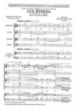 James MacMillan: Lux Aeterna (The Strathclyde Motets) Sheet Music