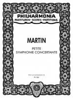 Frank Martin: Petite Symphonie Concertante Sheet Music