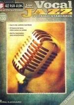 Hal Leonard Jazz Play-along Vocal Jazz Low Sheet Music