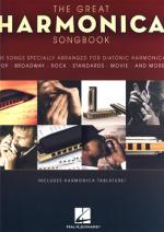 Hal Leonard The Great Harmonica Songbook Sheet Music