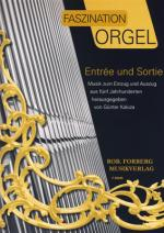 Robert Forberg Musikverlag Faszination Orgel Sheet Music