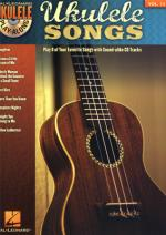 Hal Leonard Ukulele Play-along Vol.13 Sheet Music